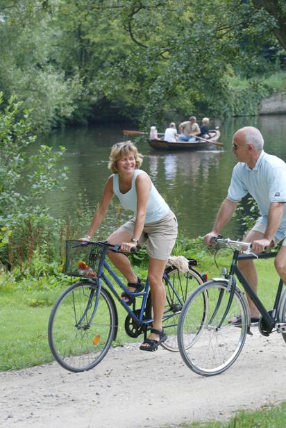 CykelbyOdense Å Sti